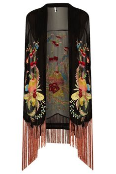 Tendencia Dress for less Kimonos: Chaleco de Topshop