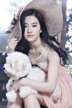 Crystal Liu Yifei  **BO**