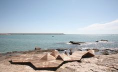 Microcostas by Guallart Architects,Vinaros,Spain