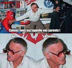 Arrêtez ou j'appelle vos parents ! - Be-troll - vidéos humour, actualité insolite