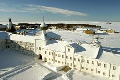соловецкий монастырь как добраться