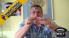 Magic Trick of the Week #87 (Torn & Restored Card) with Wolfgang Riebe