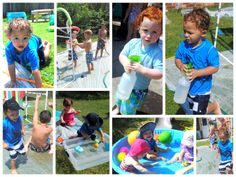 How to throw the Perfect Sprinkler Party! A splish-splash popsicle bash! Including a DIY Slip N Slide!