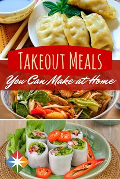 20 Better than Takeout Recipes via @SparkPeople