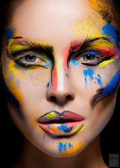 Bildergebnis für zauberer makeup