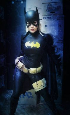 batgirl cosplay • the man, the legend, the shadow