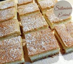 Apple Cake Recipes, Creative Cakes, Cornbread, Food To Make, Food And Drink, Sweets, Meals, Cookies, Baking