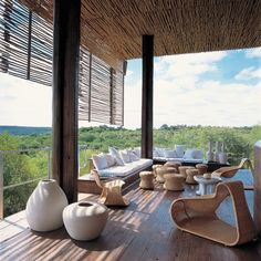 Lebombo Lodge in Kruger National Park, South Africa