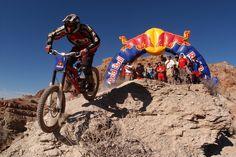 #Red Bull Rampage #Kris Baumann #2001 #freeride