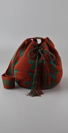 Wayuu Taya Foundation Susu Bag - StyleSays