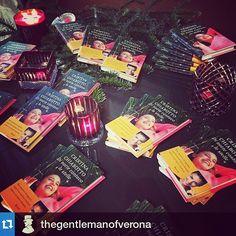 #CristinaChiabotto Cristina Chiabotto: DIREZIONE Veronaaaaa #Dinottecontavolestelletour #dinottecontavolestelle #Repost @thegentlemanofverona ・・・ Tutto pronto per stasera ......... Vi aspettiamo con Cristina Chiabotto dalle 19 #cristinachiabotto #Dinottecontavolestelle #visiting #instatravel #instago #instagood #trip #holiday #travelling #Verona #Italy #Hotel #rizzoli #book #