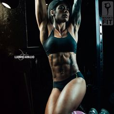 """Fitness Model Mankofit Pics: Instagram Celebrity: Massiel """"Massy"""" Arias, better known as MANKOFIT, is a 24-year old personal trainer and fitness model, based in New York City."""