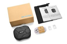Car GPS Tracker Vehicle Tracking Device GSM Locator TK905 5000mAh Battery Standby 90 Days Waterproof Magnet Free Web APP Monitor