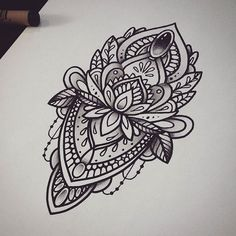 Pin by Kisha Lay on Tattoos | Pinterest | Mandala, Tattoo and Butterfly