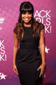 Gabrielle Union- love the color and hair style