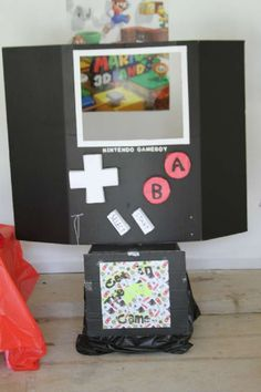video games Birthday Party Ideas | Photo 10 of 24 | Catch My Party