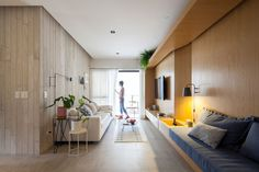 Garú Apartment / Estúdio BRA