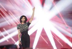 actuacion edurne eurovision posicion