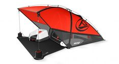 Reef Surf Tent Concept | SURFBANG