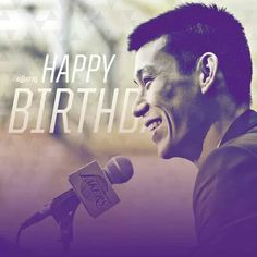Wishing Jeremy Lin A Happy 26th Birthday