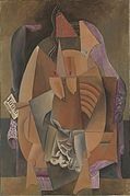 The picture shown below is excerpted  from the article:  https://en.wikipedia.org/wiki/Pablo_Picasso