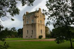 Udny Castle, Aberdeenshire, Scotland - i used to live in the grounds of this estate (in the stable block! Miss the bougainvillea, roaming pheasants, lawn tennis & walled garden Scotland Castles, Scottish Castles, Tower House, Castle House, Medieval, Mary Queen Of Scots, Castle Ruins, Mansions Homes, Aberdeenshire Scotland
