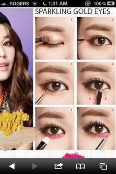 Conseils Maquillage  2017 / 2018   Maquillage coréen