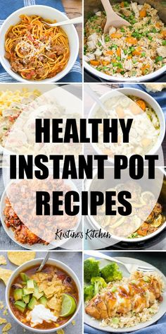 Easy Healthy Instant