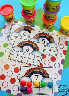 84 Top Rainbow Crafts And Activities Images In 2019 Rainbow