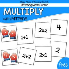 Multiply with Mittens