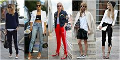 How To Rock Sports Luxe Without Looking Sports Lax  #Sports luxe #sportsluxe