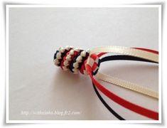 Hawaiian Ribbon Ray How to Make a Circle Weave-Alafort Aunt's Melancholy