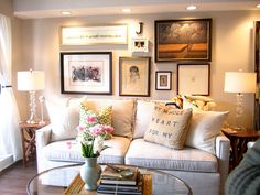 My old 'Chateau' ... little bits of me in every corner.  see jillianharris.com to see how to pull pieces of YOUR personality into your home ;)xo