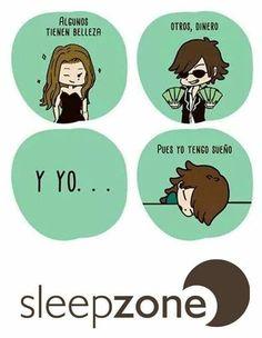 ¿Y quién no tiene #sueño un #lunes por la #mañana ?
