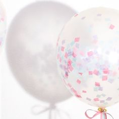 In stores now. DIY confetti balloons set of 3. DKK 9,98 / SEK 14,40 / NOK 13,90 / € 1,46 / ISK 293 #confetti #konfetti #balloons #balloner #søstrenegrene #sostrenegrene #DIYconfetti #DIY Diy Confetti, Confetti Balloons, New Year Table, Happy Birthday, Birthday Parties, Party Decoration, Wedding Events, Party Time, Christmas Bulbs