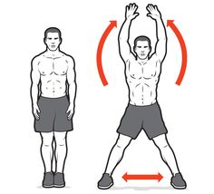 Challenge, chisel, and stretch your muscles with this quick bodyweight routine. You only need 6 feet of floor space to do it. Body Fitness, Mens Fitness, Fitness Tips, Fitness Motivation, Senior Fitness, Cycling Motivation, Health Fitness, Ab Workout At Home, At Home Workouts