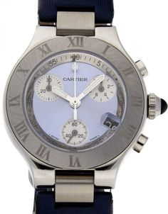 Watchmaster.com - Cartier Must 21 W1020013