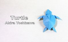 Origami Turtle step by step - YouTube