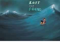 Lost and Found, 2008 book illustration; best children's animation 2009,  Oliver Jeffers, Belfast/Brooklyn
