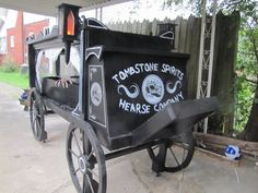 Here's my finished hearse project.