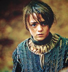 "Arya Stark - ""Arry"""