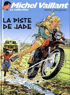 Michel Vaillant - La collection -57- La piste de jade - BD