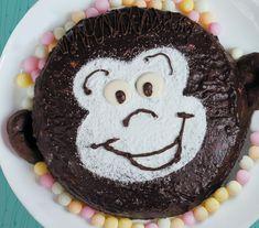 #Singe au #chocolat