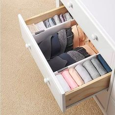 Drawer Divider - The One Thing I Bought (& Still Use!) After KonMari-ing My Entire Home