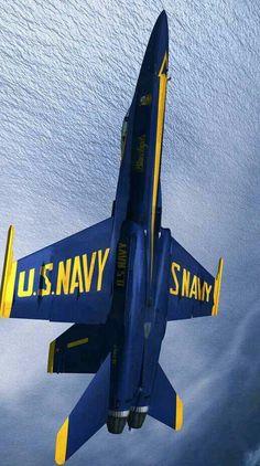 BLUE ANGELS U.S. NAVY