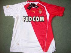 Monaco BNWT shirt from 2003/04 added to site www.classicfootballshirtscouk.com Size XL £39.99