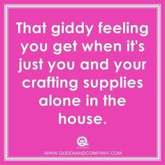 New Craft Quotes Humor Signs Ideas - ariane Sewing Humor, Knitting Humor, Crochet Humor, Knitting Ideas, Me Quotes, Funny Quotes, Quilting Quotes, Sewing Quotes, Scrapbook Quotes