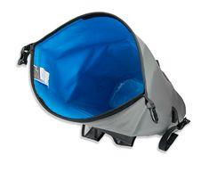 HELD Gepäckrolle Carry Bag 60 Liter schwarz//weiß Gr 60 LTR Motorrad Touren NEU//