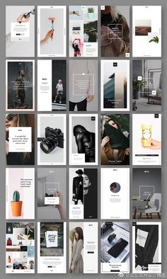 This is our daily android app design inspiration article for our loyal readers.Every day we are showcasing a android app design whether live on app stores or only designed as concept. Web Design, Website Design, Logo Design, Creative Design, Instagram Design, Instagram Story, App Design Inspiration, Design Ideas, Social Media Template