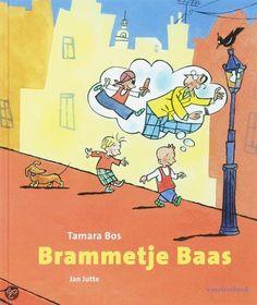 BRAMMETJE BAAS - Tamara Bos - € 15,95 - Vanaf ca. 5 jaar. Brammetje Baas is een jongetje van zes. Hij leert op school lezen en rekenen. Dat is leuk, maar ook lastig. Als je dingen leert, moet je stilzitten. Zeker in de klas van meester Vis. En als Brammetje iets niet goed kan, dan is het wel stilzitten. Altijd is er wel iets dat moet bewegen. Is het niet een losse tand die wiebelt, dan is het wel een been. Zo is Brammetje Baas. BESTELLEN BIJ TOPBOOKS OF VERDER LEZEN? KLIK OP BOVENSTAANDE…